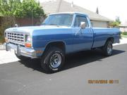 1985 Dodge Dodge Other Pickups W150