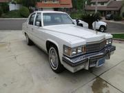 cadillac fleetwood Cadillac Fleetwood Brougham d' Elegance Sedan