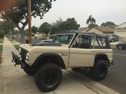 Ford Bronco 5.0L 4949CC 302